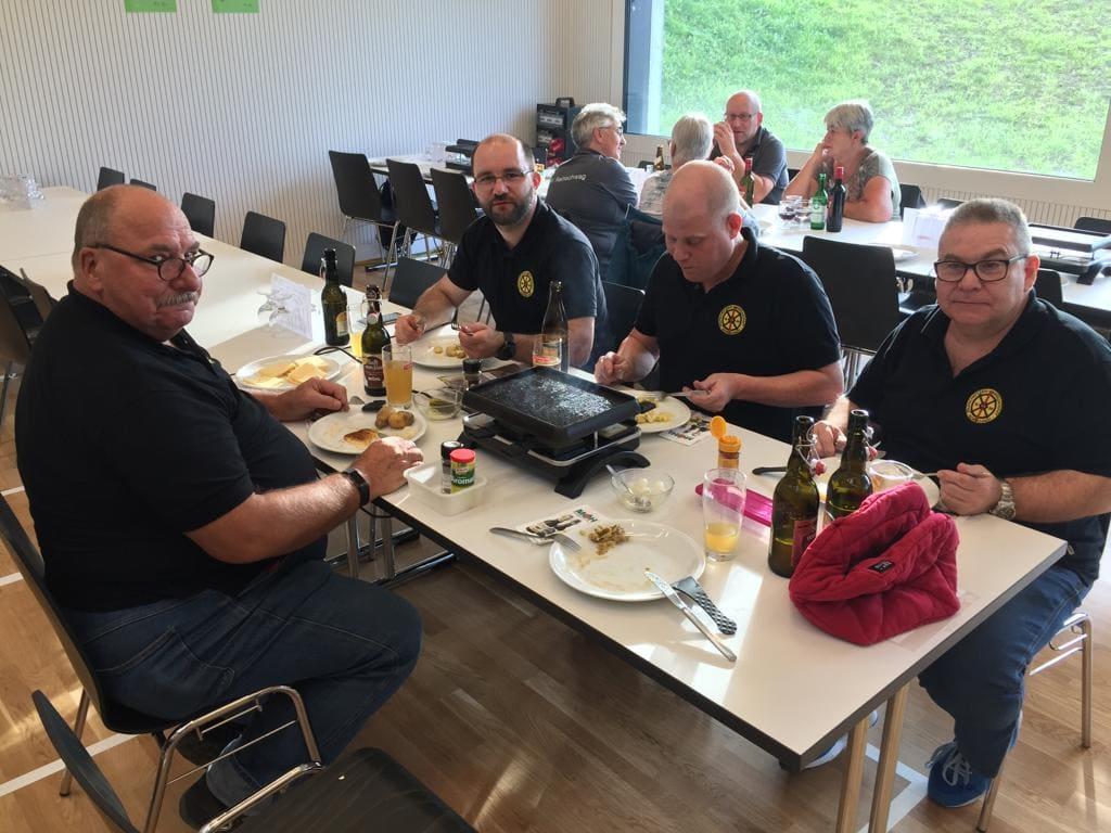 Raclette-Schiessen 2019